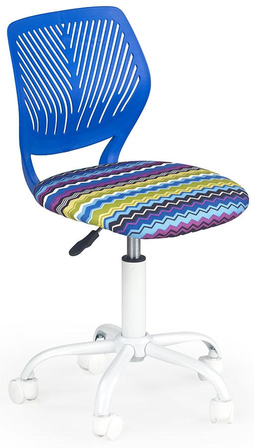 Детское компьютерное кресло Halmar Bali Blue
