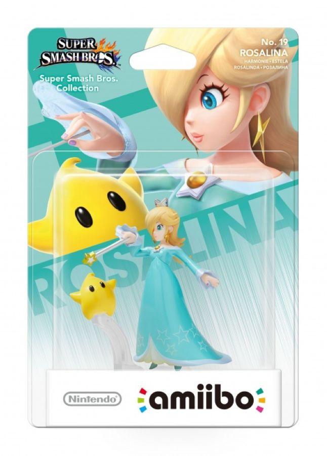 Фигурка Nintendo Amiibo Smash Rosalina