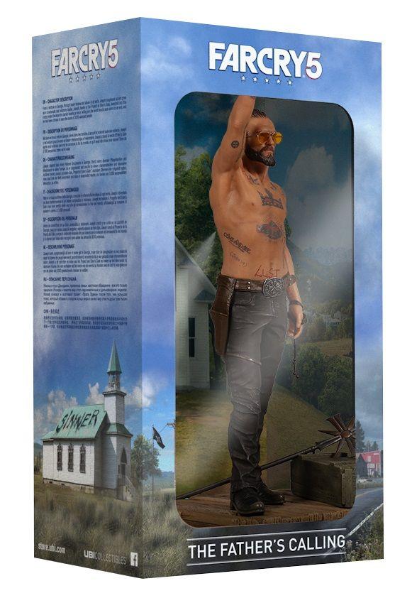 Фигурка Ubisoft Far Cry5 Joseph Seed (32 см)