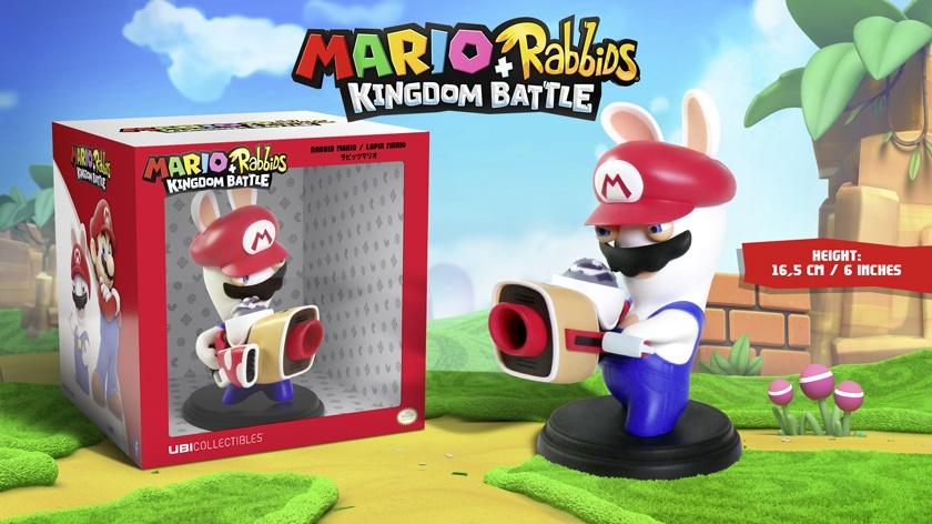 Фигурка Mario + Rabbids Kingdom Battle 16 cм