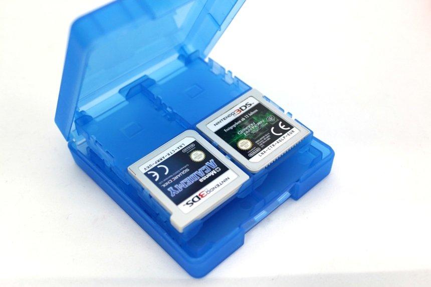 Коробка на картриджи 16 в 1 для Nintendo 3DS/3DS XL
