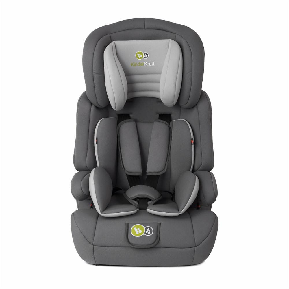 Автокресло KinderKraft Comfort UP Grey