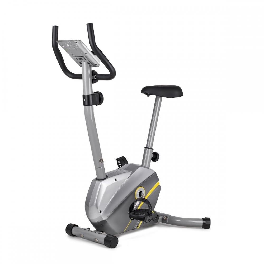 Магнитный велотренажер FITKRAFT F3