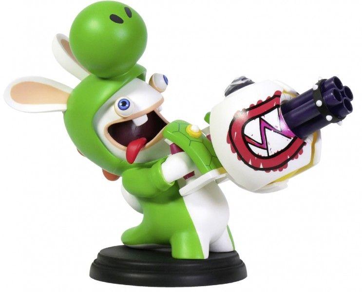 Фигурка Mario + Rabbids Kingdom Battle: Rabbid Yoshi 8 см