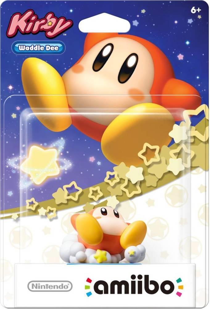 Фигурка Nintendo Amiibo Kirby Waddle Dee