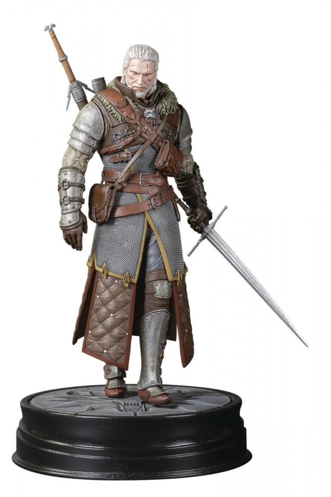 Фигурка Witcher 3: Wild Hunt Geralt 23cm