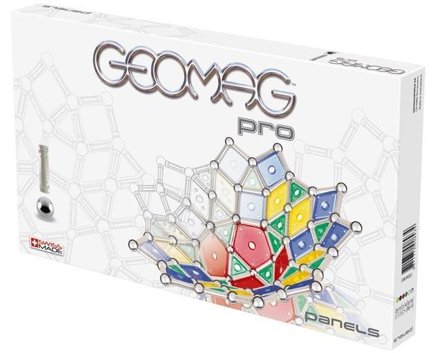 Магнитный конструктор Geomag Pro Panels 131 деталей