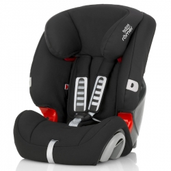 Britax-Romer Evolva 123 Plus Cosmos Black