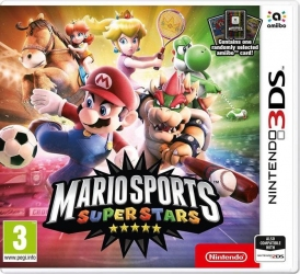 Игра Nintendo 3DS Mario Sports Superstars