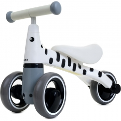 Беговел Junioria Mini Bike Zebra White