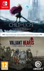 Игра для Nintendo Switch Child of Light and Valiant Hearts Double Pack
