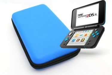 Чехол для New Nintendo 2DS XL Blue