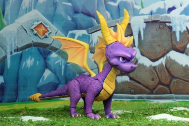 Фигурка NECA Spyro the Dragon 20 см