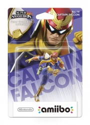 Фигурка Nintendo Amiibo Smash Captain Falcon