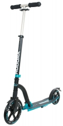 Самокат Hudora Big Wheel Bold Cushion 230 Black-Blue