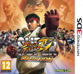 Игра Nintendo 3DS Super Street Fighter IV
