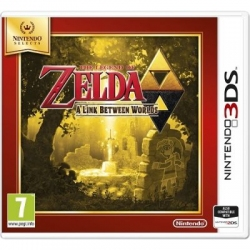 Игра Nintendo Selects 3DS The Legend of Zelda: A Link Between Worlds (PAL)