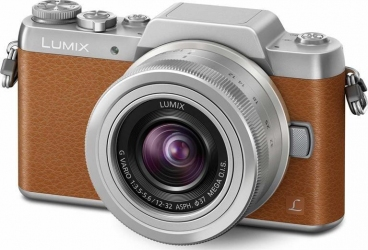 Фотоаппарат Panasonic Lumix DMC-GF7 Kit Brown
