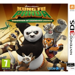 Игра Nintendo 3DS Kung Fu Panda: Showdown of Legendary Legends (PAL)