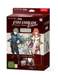 Игра Nintendo 3DS Fire Emblem Echoes Shadows of Valentia Special Edition
