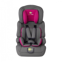 Автокресло KinderKraft Comfort UP Pink