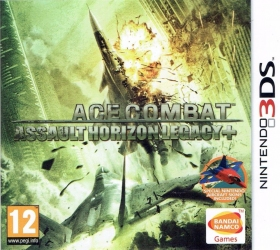 Игра Nintendo 3DS Ace Combat: Assault Horizon Legacy Plus (PAL)
