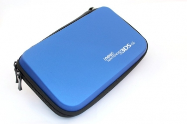 Чехол для New Nintendo 3DS XL (blue)